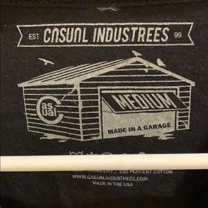 Casual Industrees Shirts - Casual Industrees T-Shirt